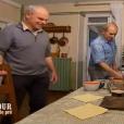 """Yves, Alain et Marianne - """"L'amour est dans le pré 2016"""" sur M6. Le 29 août 2016."""