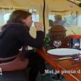 """Louise et Julien - """"L'amour est dans le pré 2016"""" sur M6. Le 29 août 2016."""