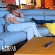 """Karine et Bruno - """"L'amour est dans le pré 2016"""" sur M6. Le 29 août 2016."""