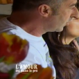 """Bruno et Laeticia - """"L'amour est dans le pré 2016"""" sur M6. Le 29 août 2016."""