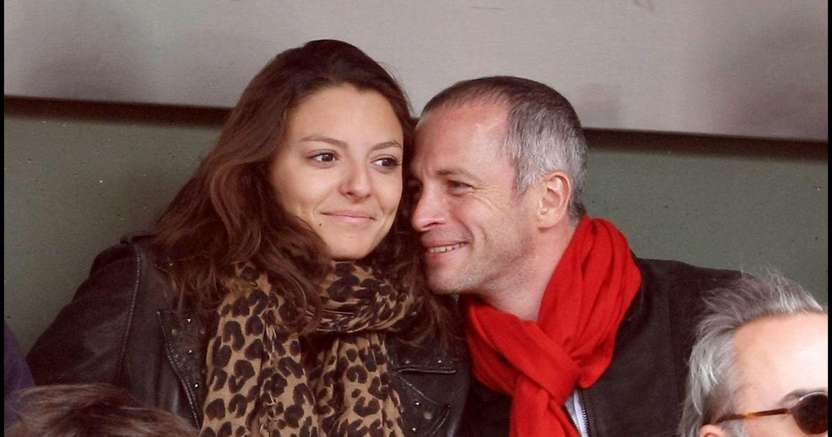 Samuel etienne et sa femme helen roland garros le 29 mai 2010 - Laurent bignolas et son epouse ...