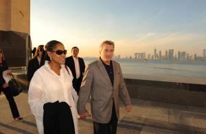 REPORTAGE PHOTOS : Robert de Niro et sa femme... leur festival au Qatar!