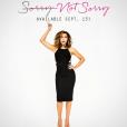 Naya Rivera révèle s'être fait refaire les seins à 18 ans dans son livre Sorry Not Sorry, à paraître le 13 septembre prochain.