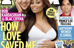 Blac Chyna fiancée à Rob Kardashian :