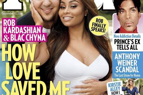 "Blac Chyna fiancée à Rob Kardashian : ""Ça lui plaît que je sois opportuniste"""