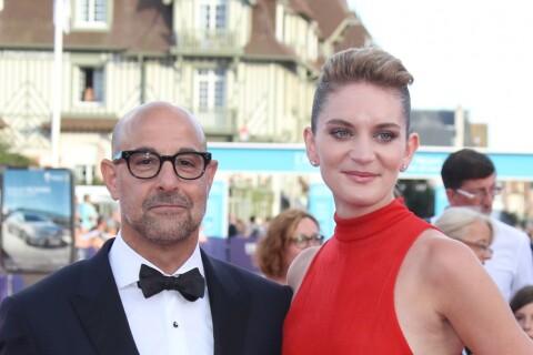 Stanley Tucci et sa femme:Du diable s'habille en Prada aux planches de Deauville