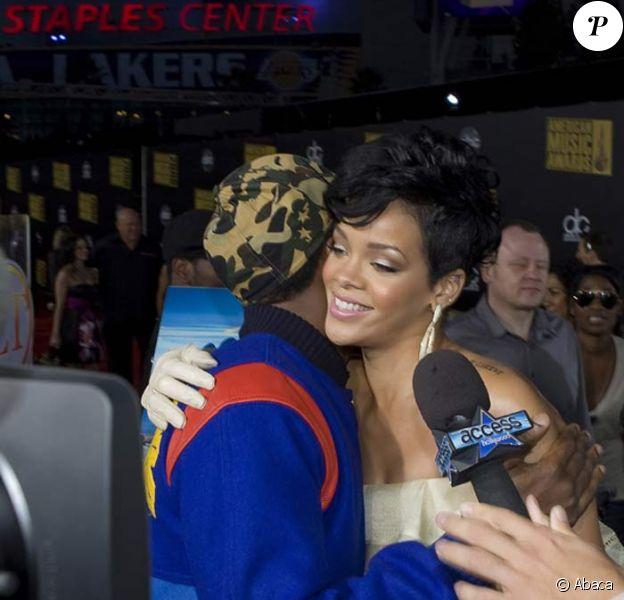 Kanye West et Rihanna