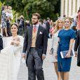 Le prince Carl Philip, la princesse Sofia (Hellqvist) et le prince Alexander - Baptême du prince Alexander de Suède au palais Drottningholm à Stockholm le 9 septembre 2016.  Prince Carl Philip, princess Sofia, prince Alexander Prince Alexanders christening at Drottningholm Palace Church, Stockholm, Sweden, 2016-09-0909/09/2016 - Stockholm