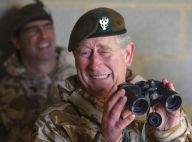 REPORTAGE PHOTOS : Mais que regarde le Prince Charles pour être mort de rire comme ça ?!