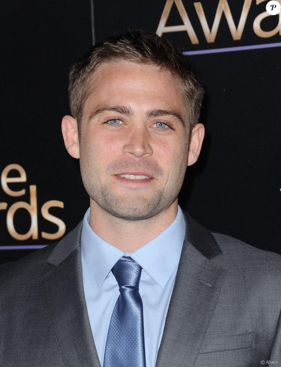 Cody Walker à Beverly Hills, le 27 février 2015.