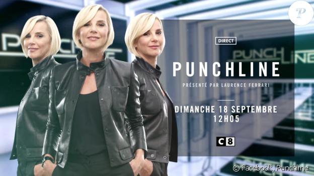 """laurence ferrari plus """"punchy"""" : nouveau look et nouvelle émission"""