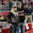 Blake Shelton et Gwen Stefani au Phoenix Stadium, le 27 décembre 2015