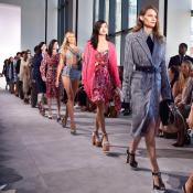 Fashion Week : Bella Hadid se ramasse, mais préfère en rire