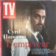 TV Magazine en kiosques le 16 septembre 2016.