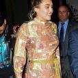 Miley Cyrus se promène à New York, le 15 septembre 2016.