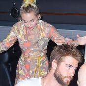 """Miley Cyrus et Liam Hemsworth : Leur """"histoire d'amour dramatique..."""""""