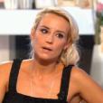 """Elodie Gossuin face à Amanda Scott dans ""Amanda"", vendredi 15 sepembre 2016."""
