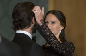 La princesse Sofia brille avec Carl Philip, Madeleine se mobilise avec les stars