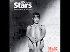 PHOTOS : Sophie Marceau, Jane Birkin, Carla Bruni, Monica Bellucci et 100 stars... sublimées par les plus grands artistes !