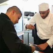 """Top Chef : Un ex-candidat coache un apprenti dans """"Zone interdite"""""""