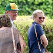 Kirsten Dunst et son amoureux Jesse Plemons : Complice, le couple s'affiche