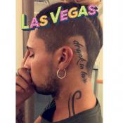 Eddy (Secret Story 7) : Découvrez son énorme tatouage... sur le crâne !