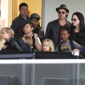 """Brad Pitt """"violent"""" avec ses enfants ? Police et services sociaux enquêtent..."""