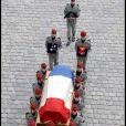 OBSEQUES DE L'ACADEMICIEN MAURICE DRUON EN L'EGLISE SAINT-LOUIS DES INVALIDES 20/04/2009 - Paris