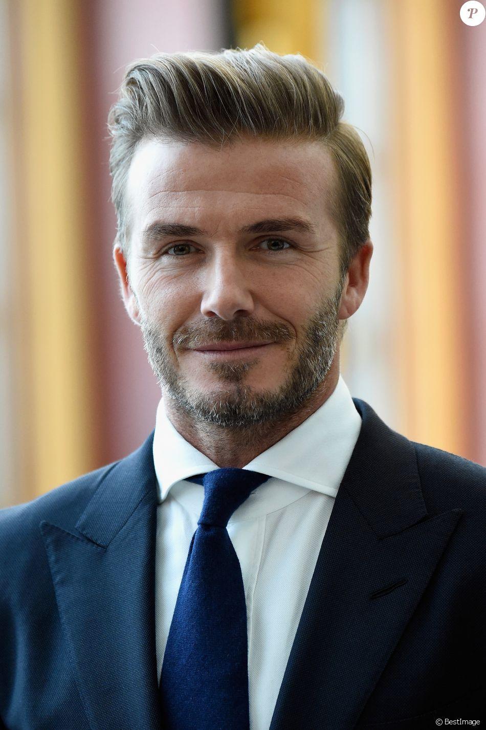 """David Beckham évoque ses enfants : """"Ils passent avant tout"""" David Beckham"""