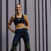 Carla Ginola : Jolie sportive stylée, elle suit les traces de son papa !