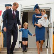 Kate Middleton et William : Au Canada, George et Charlotte attirent les flashs