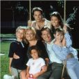 7 à la maison : Photo Barry Watson, Beverley Mitchell, Catherine Hicks, David Gallagher, Jessica Biel