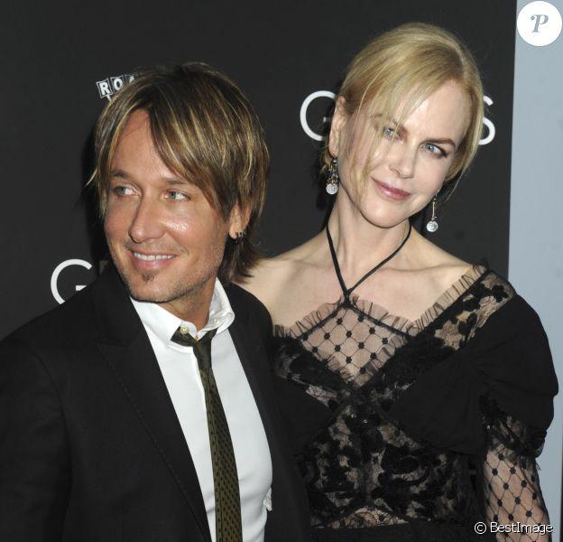 """Keith Urban et sa femme Nicole Kidman lors de l'avant-première du film """"Genius"""" à New York, le 5 juin 2016. © Future-Image via ZUMA Press/Bestimage"""