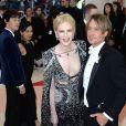 """Nicole Kidman et son mari Keith Urban - Soirée Costume Institute Benefit Gala 2016 (Met Ball) sur le thème de """"Manus x Machina"""" au Metropolitan Museum of Art à New York, le 2 mai 2016."""