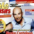 Magazine Télé-Loisirs en kiosques le 3 octobre 2016.