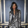"Liya Kebede - Photocall - Soirée ""Gold Obsession"" de L'Oréal à la Monnaie de Paris lors de la Fashion Week de Paris, le 2 octobre 2016."