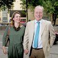 """Le prince Carlos de Bourbon-Parme et sa femme Annemarie - La princesse Irene des Pays-Bas présente son livre """"Bergplaas"""" à Amsterdam le 16 septembre 2016. 16/09/2016 - Amsterdam"""
