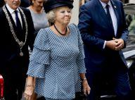 Beatrix des Pays-Bas opérée : une autre prothèse pour la princesse