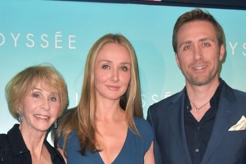 Pierre Niney et Lambert Wilson face à la famille Cousteau