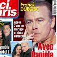 Couverture du magazine Ici Paris en kiosques le 5 octobre 2016.