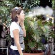 Eva Longoria à Porto Rico le 28/11/08