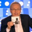 """Laurent Ruquier reçoit Nicolas Ker dans """"On n'est pas couché"""", sur France 2, le 11 juin 2016."""