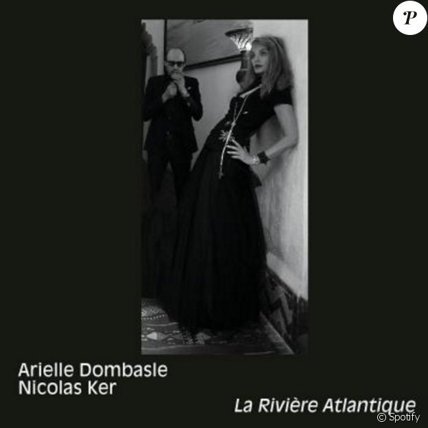 """Arielle Dombasle et Nicolas Ker - The Endless Summer - extrait de l'album """"La Rivière Atlantique"""", attendu le 14 octobre 2016."""