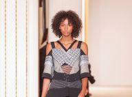 Fashion Week : Aiden, fille de Katoucha Niane, défile à Paris
