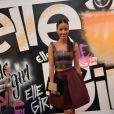 """Flora Coquerel- Soirée de lancement de la chaîne """"ELLE Girl"""". Paris, le 6 octobre 2016. © Veeren/Bestimage"""