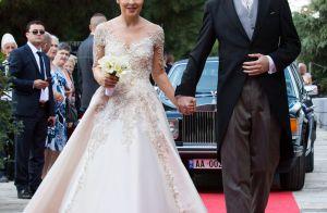 Le prince Leka d'Albanie : Son mariage féerique avec l'actrice Elia Zaharia