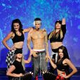 Justin Bieber - Statue de cire chez Madame Tussauds à Londres, le 9 octobre 2016