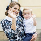 """Princesse Madeleine de Suède : Confidences d'une maman """"presque normale"""""""