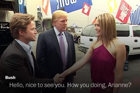 """Donald Trump : Billy Bush """"dévasté"""" après la diffusion de leur échange sexiste"""