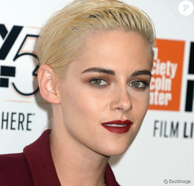 """Kristen Stewart lors de la première du film """"Certain Women"""" pendant le 54ème Festival du Film de New York, au Alice Tully Hall à New York, le 3 octobre 2016."""
